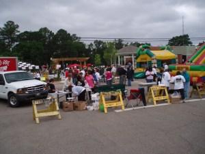 Fulton, MS fundraiser